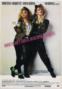 Buscando a Susan desesperadamente - Desperately Seeking Susan