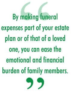 Why funeral preplanning is a thoughtful process...this is SO very true!! Nine years in the cemetery business...beieve me...just do it and get it over with! Don't leave your responsibility to someone else to take care of!!!