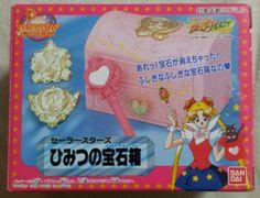 "Bandai ""Sailor Moon SailorStars"" Sailor Fantasy Secret Jewelry Box"