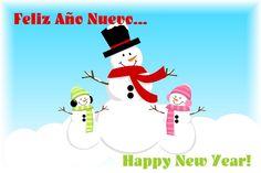 ◄ Happy New Year! ► In Spanish (218)
