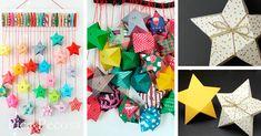 Calendarios-de-Adviento-Navidad-Estrellas-de-papel