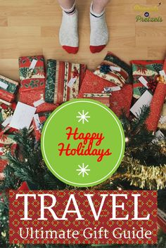 Ultimate Travel Gift Guide for all types of Travelers - Peanuts or Pretzels
