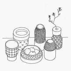 Studio Guillaume Delvigne — Vases texturés / Industreal