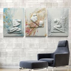 8 Robust Cool Tricks: Interior Painting Tips Wall Colors interior painting projects.Interior Painting Tips Wall Colors interior painting ceiling. Paint Colors, Paint Designs, Painting, Wall Painting, Plaster Art, Canvas Pictures, Painting Frames, Pictures To Paint