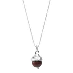 Look what I found at UncommonGoods: acorn necklace... for $36 #uncommongoods