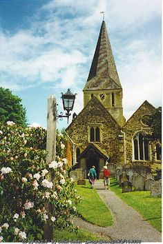 St James Church, Shere (C) Colin Smith :: Geograph Britain and Ireland