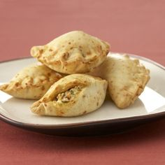 Ricotta, Sun-dried Tomato and Parsley Empanadas   #Recipe #PerfectItaliano