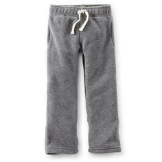 Microfleece Active Pants | Carter's