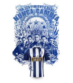 Nike - Camiseta 2015 Alianza Lima on Behance