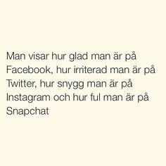 Aa Quotes, Sassy Quotes, True Quotes, Inspirational Quotes, Some Quotes About Life, Swedish Quotes, Lol So True, True Words, Cool Words