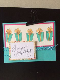 Birthday | Endless Creations Rubber Stamps | Page 4