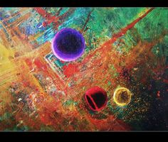 nonobjective painting - Google Search