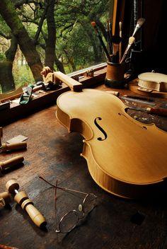 Mario Miralles Violin Maker
