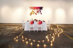 Dr. Seuss wedding inspiration // photo by Sean and Amanda, event styling by http://JuliVaughn.com