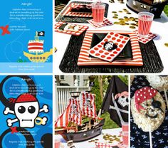 easy DIY pirate flag from a pillowcase. this may be my sons next bday party he is loving pirates