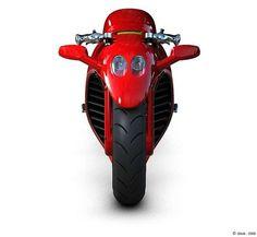 Ferrari Motorcycle 4