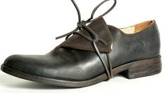 Dtours[paper]: Andrew McDonald handmade shoes
