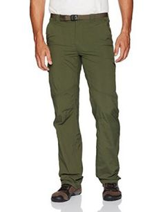 "Columbia Trail Breaker Shorts Mens Sizes 32 36 Commando Green 10/"" Inseam"