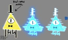 """""""The Last Mabelcorn"""" assorted character designs Designs by Ali Danesh and Stephanie Ramirez Color by Daniaelle Simonsen Gravity Falls Bill Cipher, Character Design Inspiration, Comic Art, Concept Art, Pine Tree, Disney Pixar, Creatures, Artists, Tv"""