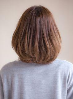 【ミディアム】ふわっとまとまる春髪2016/Ramieの髪型・ヘアスタイル・ヘアカタログ 2016春夏