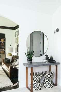 Haus Love - a well traveled transitional home - desire to inspire - desiretoinspire.net