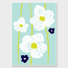 Blooming in Wildberry Art Print by Amber Armitage