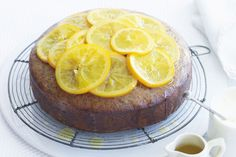 Blowing out the candles is cause for celebration no matter how old you are. Try this orange poppy seed syrup birthday cake for your next jolly good fellow.