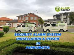 #AlarmSystemParramatta #securityalarm #alarmrepair #AlarmDoctor