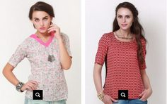 Top Mania – Enter the Wonderland of Tops Rs. 499 at shopnineteen