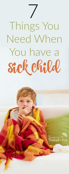 When Sick Kids Should Stay Home