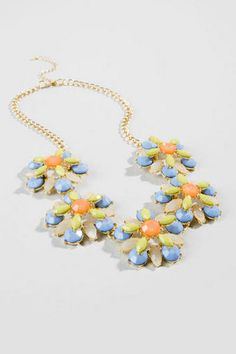 Aprill Statement Necklace