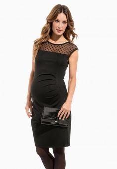 Envie de Fraise // Angie Maternity Dress #MaternityStyle #Maternity #Fashion #BumpStyle #Mumtobe #BabyBump #LittleBlackDress