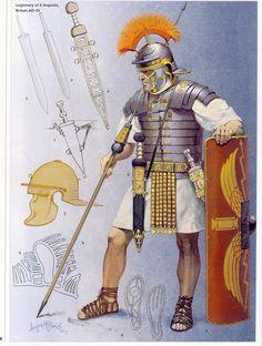 primus-pilus:    another armor piece.