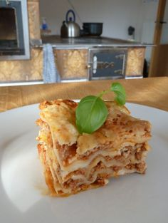 Boloňské lasagne Musaka, Food And Drink, Cooking Recipes, Pasta, Homemade, Ethnic Recipes, Casseroles, Lasagna, Casserole Dishes
