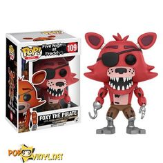 Five Nights at Freddy's Pop! Now available for pre-order http://popvinyl.net/other/five-nights-freddys-pop-now-available-pre-order/  #FiveNightsatFreddyPop! #funko #popvinyl