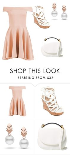 """Untitled #63"" by lilo-and-stitch-queen ❤ liked on Polyvore featuring Boohoo, GUESS, Escalier and Cynthia Rowley"