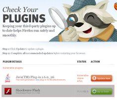 Le plugin Adobe Flash Player est utilisé pour visionner les fichiers multimédia, ainsi que les vidéos en streaming dans un navigateur Firefox. Le même plugin est utilisé par Google Chrome et d'autres navigateurs. Lorsque vous gardez des plugins tiers à jour tels Flash Player, votre navigateur    Lire la suite : http://blogosquare.com/adobe-flash-player-sous-ubuntu-linux-installation-et-mise-a-jour/#ixzz29Oyhkxlq   Follow us: @blogosquare on Twitter | blogosquare on Facebook