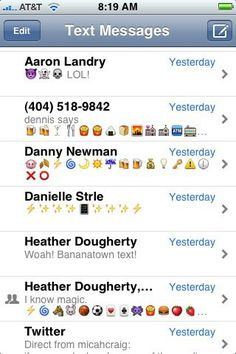 Pin for Later: We Did the Same Things as Our Kids (We Just Did 'Em Differently) How Our Kids Text Source: Flickr user dennis crowley