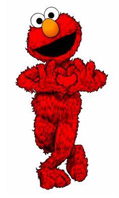 Elmo, Tigger, Disney Characters, Fictional Characters, Art, Hearts, Art Background, Kunst, Performing Arts
