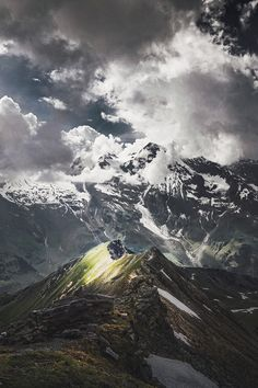 Mountains, clouds, breathtaking, Mother Nature, stunning landscape, beautiful, gorgeous, photo