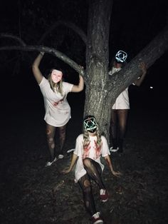 Purge ladies Halloween Costunes, Cute Group Halloween Costumes, Halloween Pictures, Couple Halloween, Halloween Cosplay, Halloween Outfits, Halloween Disfraces, Lady, Aesthetic Dark