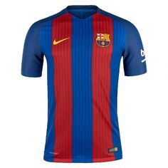 Nike FC Barcelona Home Vapor Match Shortsleeve 2016-17 Jerseu