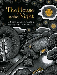 This Caldecott winner fits in perfectly with the nighttime theme.