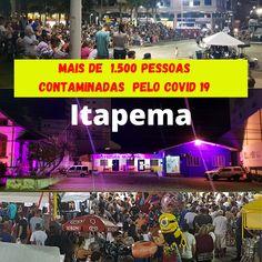 #coronavirus #itapema