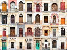 そこには文化があり個性がある。ヨーロッパ各地のドアと窓の違いが判る「世界の窓・世界のドア」