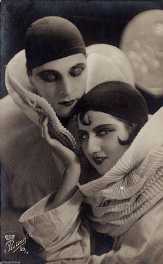 Pierrot E Pierrette | eBay