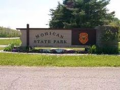 Mohican State Park, camping:)