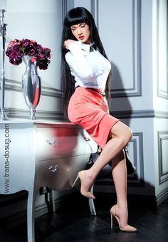 Транссексуалка Анастасия (Shemale Anastasia) - Трансы Досуг - Знакомства с Трансами