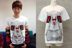 Love and Dung Printed T-Shirt