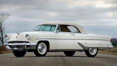1955 Lincoln Capri Convertible                                                                               More